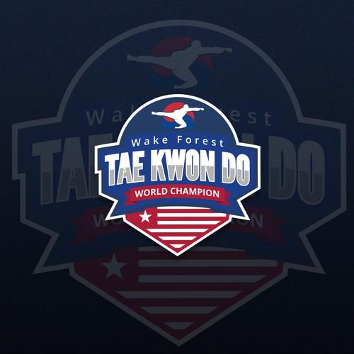 Propuesta de logo para compañía de Tae Kwon Do
