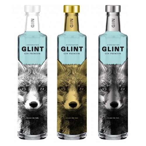 Glint Gin range