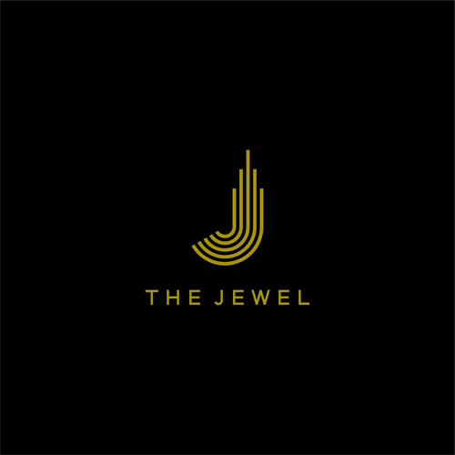 J logo concept