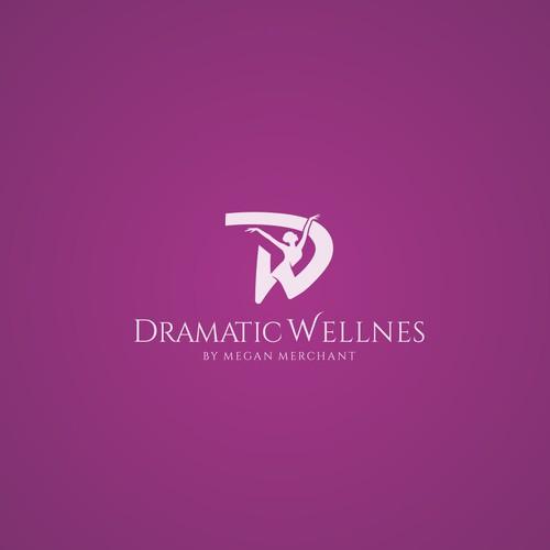 Logo for wellness business