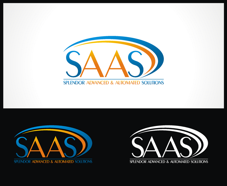 Create the next logo for SAAS
