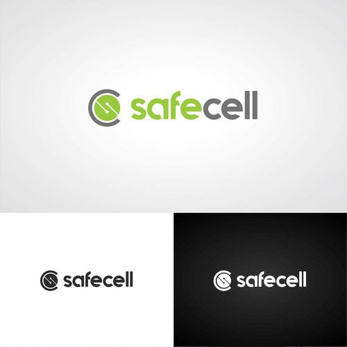 Safe cell - Logo