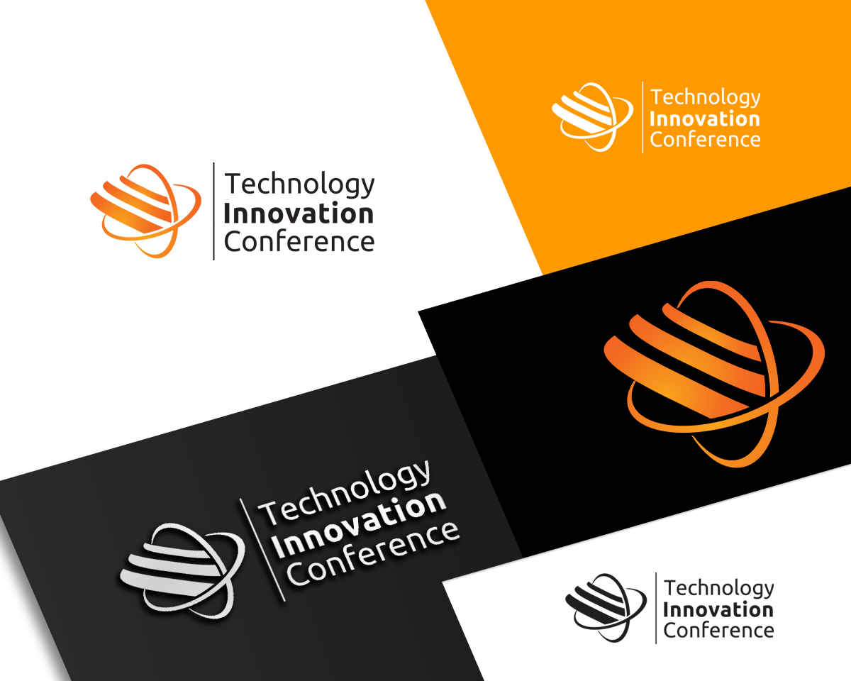 Help Technology Innovation Conference with a new logo