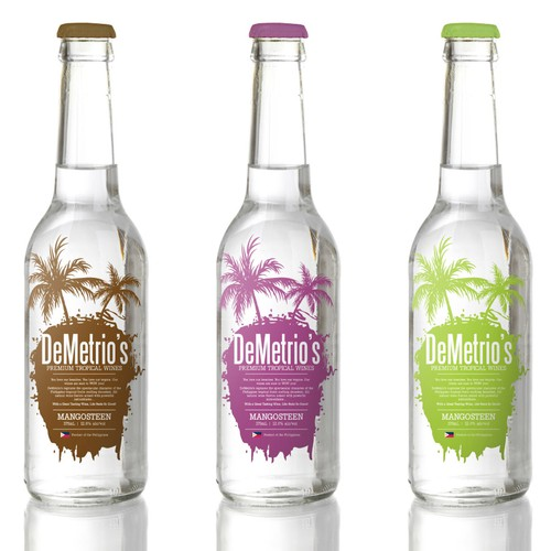 New product label wanted for DeMetrio's