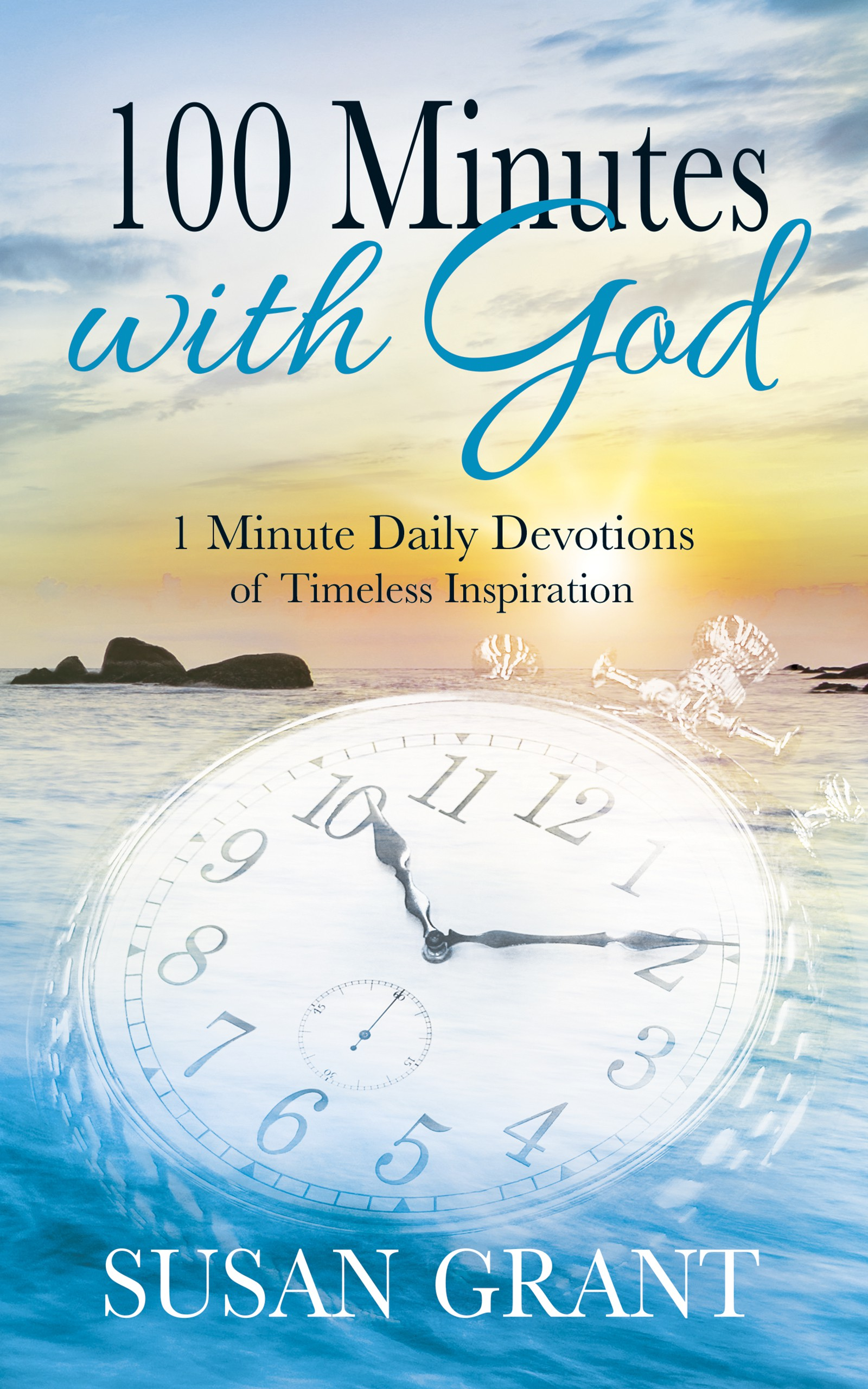 100 Minutes with God Devotion Book