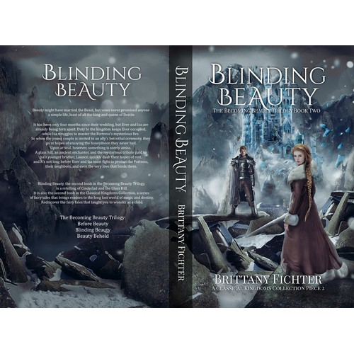 Blinding Beauty / book cover