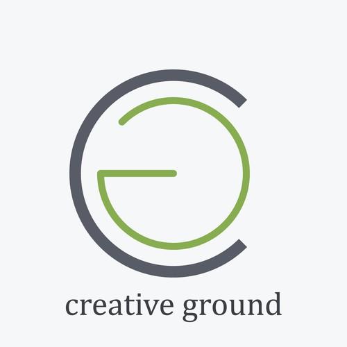 Logo for Creative Ground