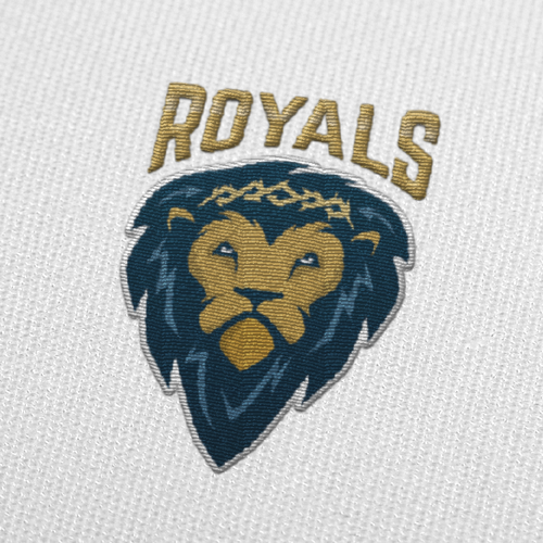Lion Team Logo