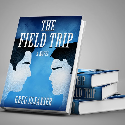 Suspense Fiction Novel Jacket