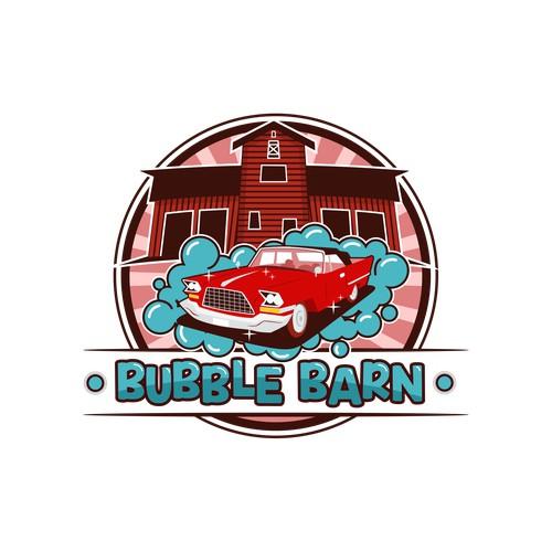 bubble barn