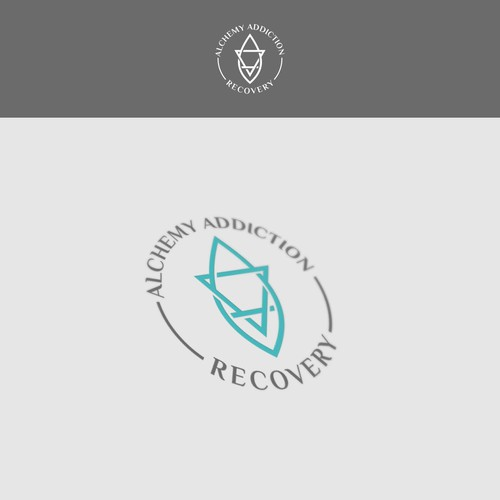 Logo for an Transformative Addiction Recovery Program in New Orleans