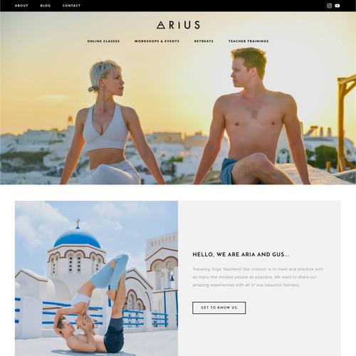 Arius Yoga