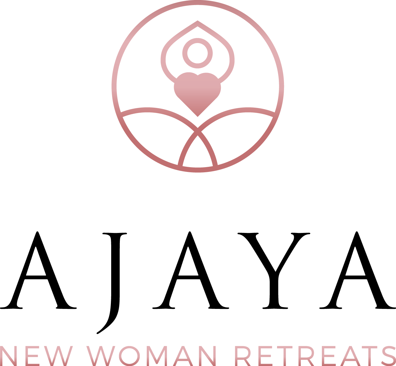 Need a luxurious logo for my new woman retreat brand 'Ajaya'