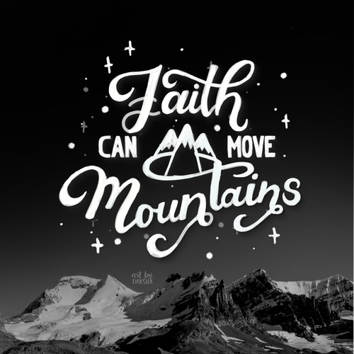 Quote Lettering