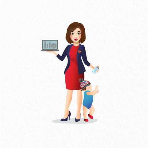 Mommy Blog Avatar