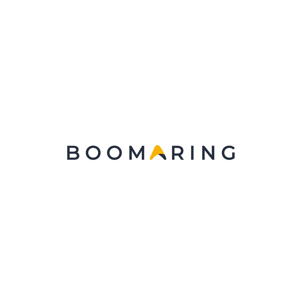 ****NEW LOGO for BOOMARING****