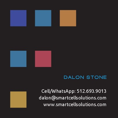 Biz Card + other stuff... for SmartCell Solutions