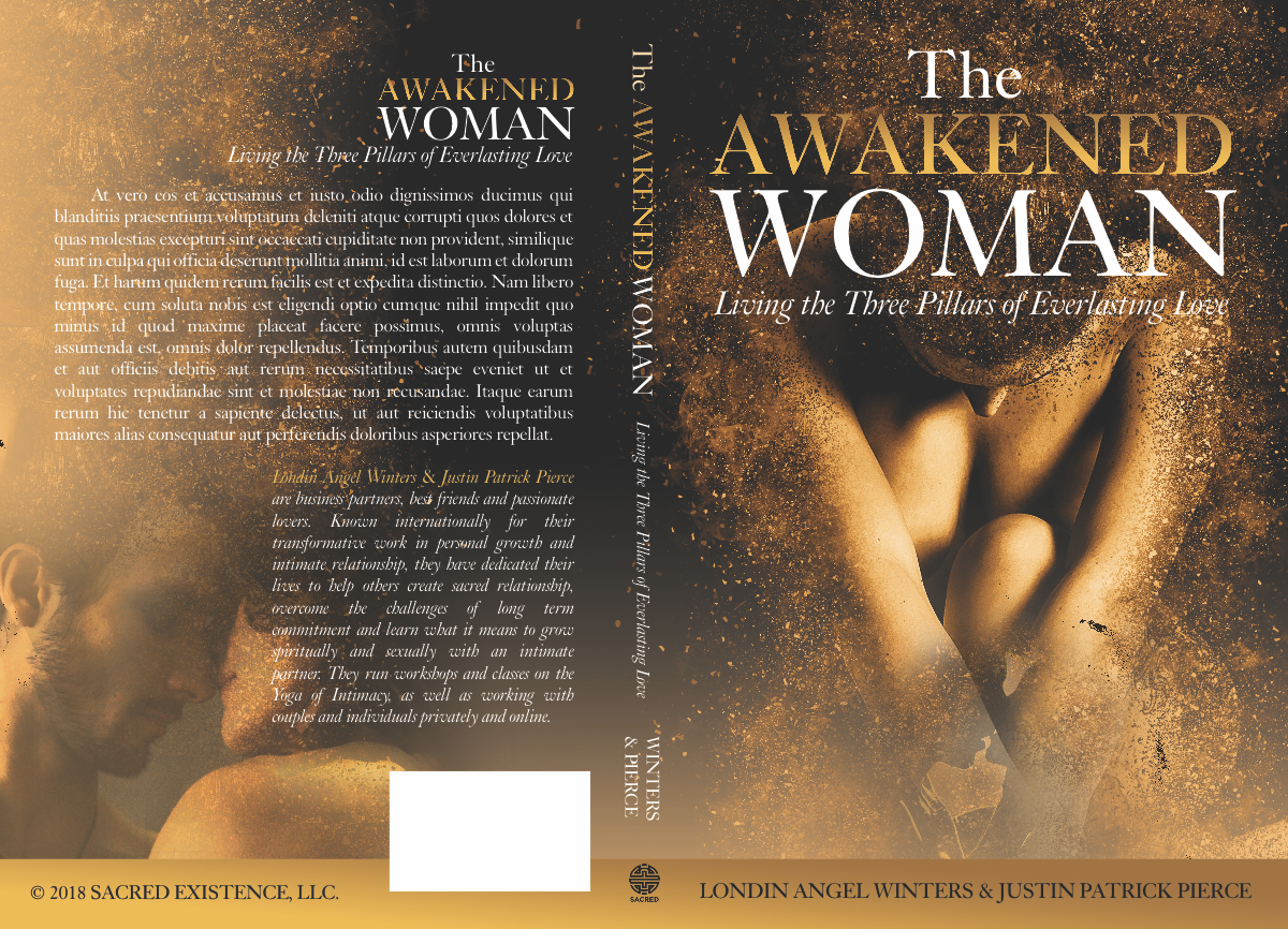 Awakened Woman's Guide - Book Cover Redesign