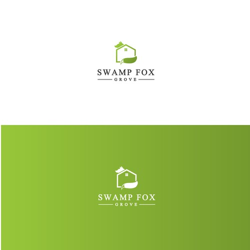 Winning logo concept for Swap Fox Grove