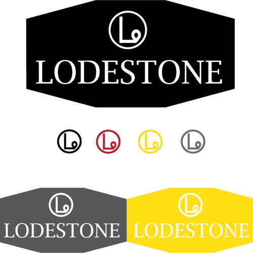 Lodestone  needs a new logo and business card