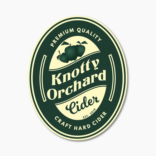 Knotty Orchard Cider