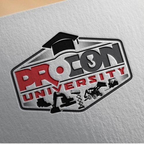 logo concept for ProCon University