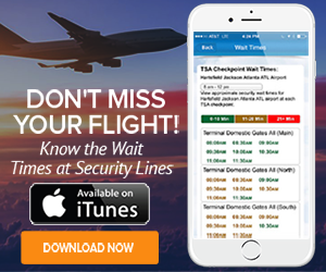 Help Travelers Fly Efficiently - Create an attractive app ad for iFly.com