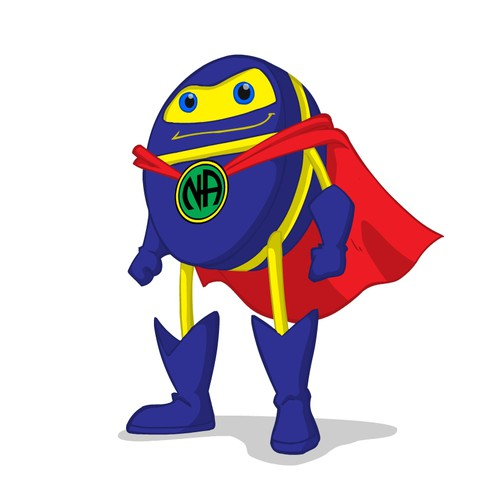 the drug mascot
