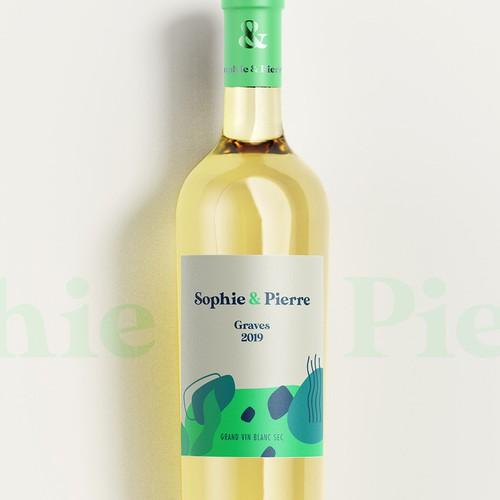 Sophie & Pierre   Label