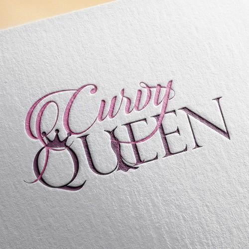 aussagekräftiges Logo für einen Curvy-KleiderLaden