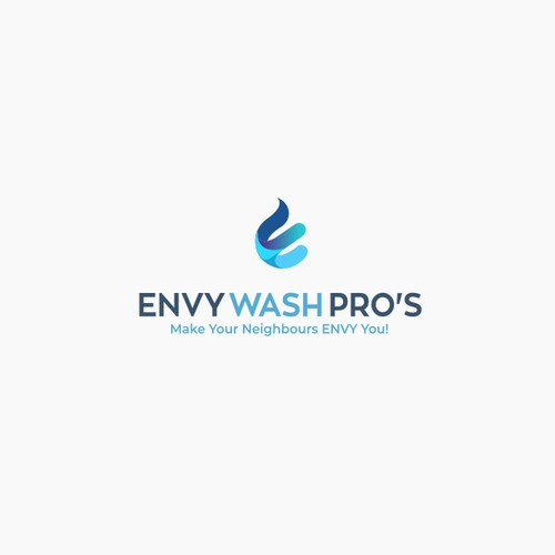 Envy Wash logo