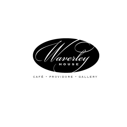 Waverley House Cafe, Providore, Gallery needs a new logo