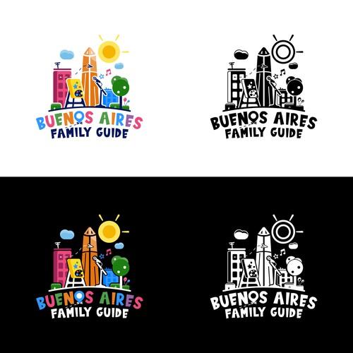 Logo for city guide