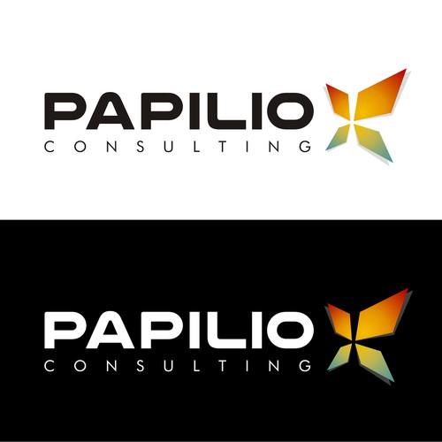Ontwerp een logo en visitekaartje voor Papilio Consulting