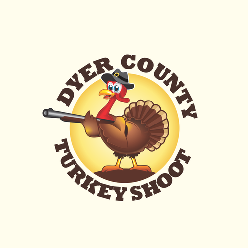 Dyer County Turkey Shoot needs a new logo