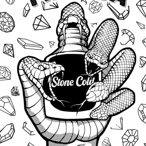 Snakey Illustration
