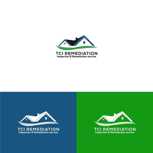 TCI logo design