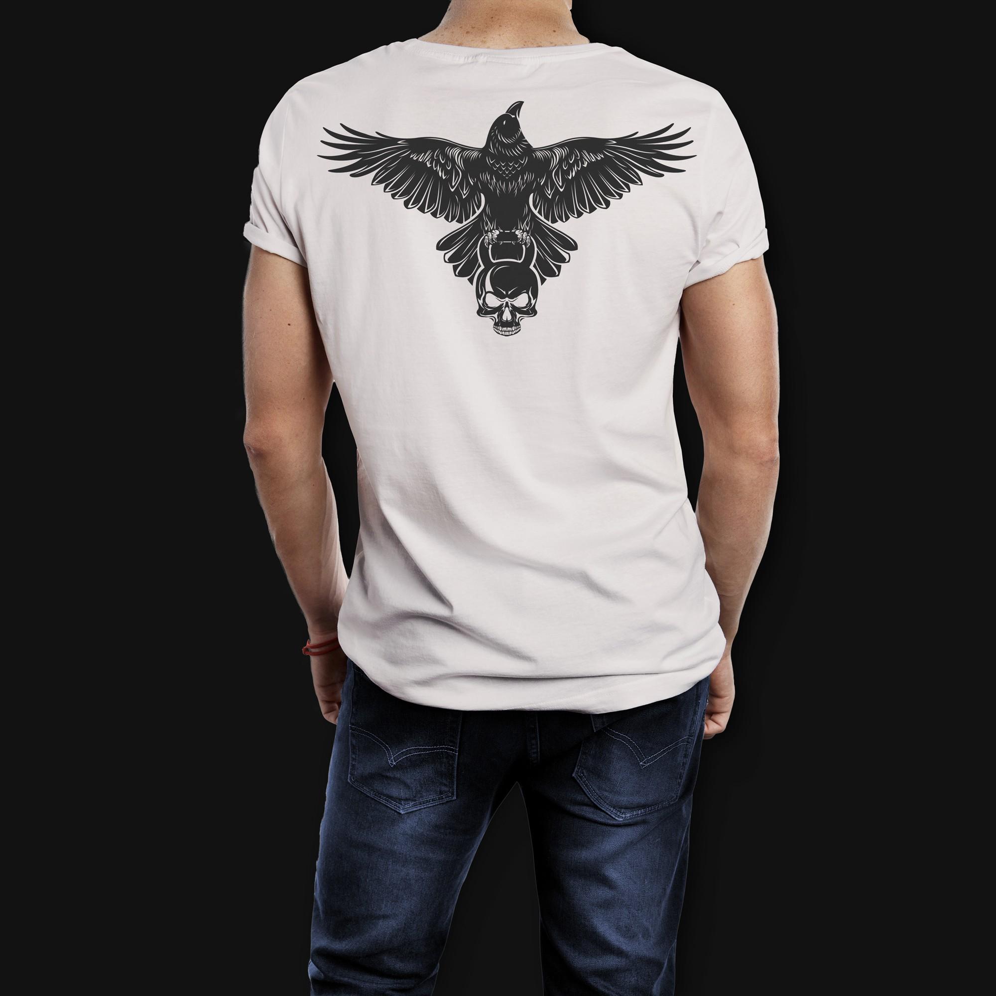 REKKR Tshirt Design