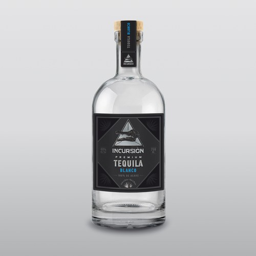 Craft Tequila Label