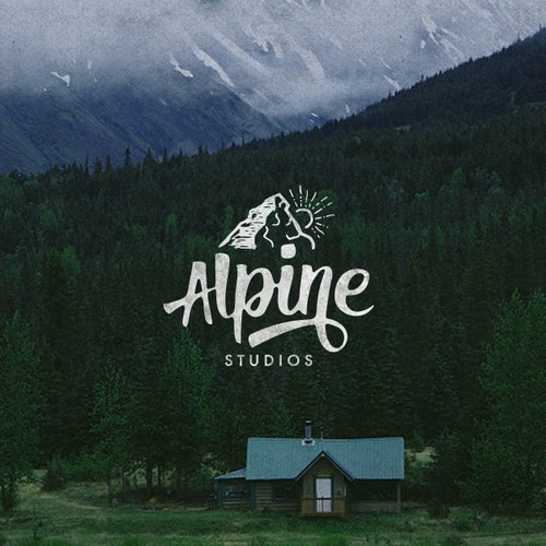 Logo for the wedding and photography studio