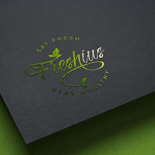 Logo design for Freshius