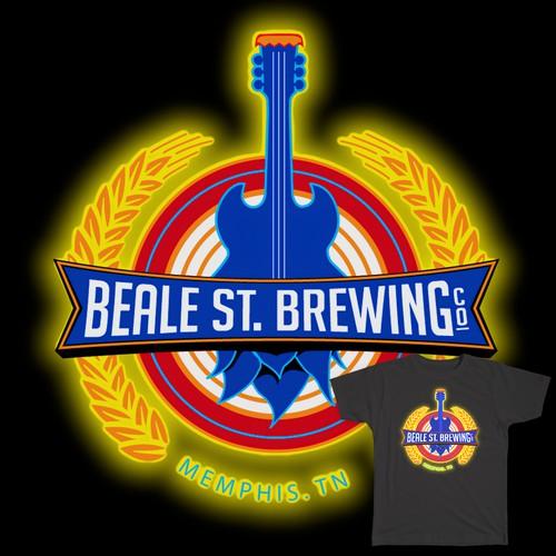 BSBco Neon Sign T-Shirt