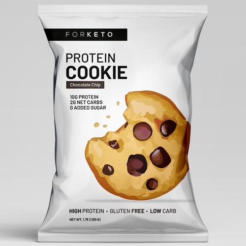 Minimalist Cookie Package