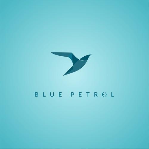 blue petrol