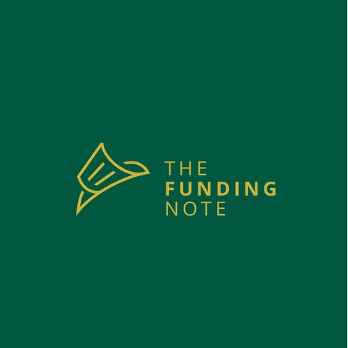Simple Clever Logo for Funding Newsletter