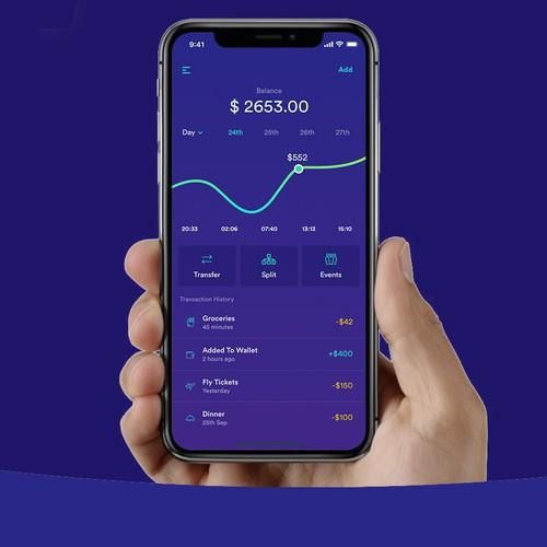 App for Split bill