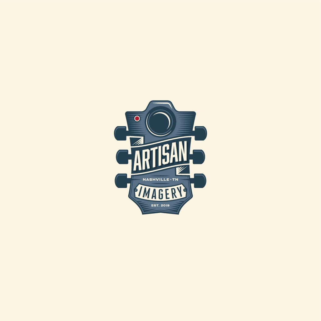Create an eyecatching logo for music industry focused Artisan Imagery