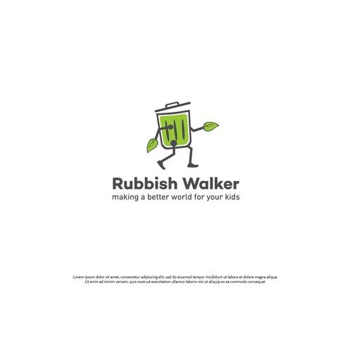 rubbish walkers