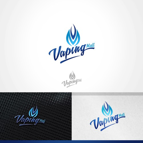 Create a clean, yet edgy logo that pops and is memorable for new Vape company.