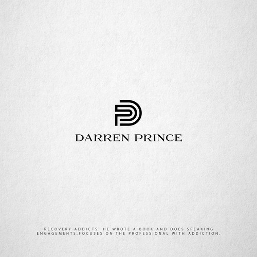 Concept logo Darren Prince
